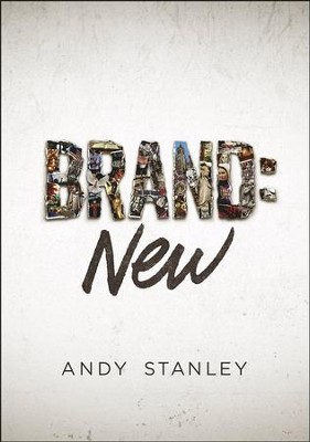 Brand: New, DVD Study  -     By: Andy Stanley