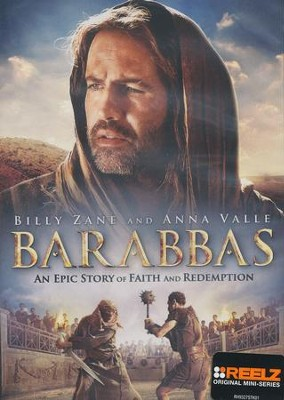 Barabbas: An Epic Story of Faith and Redemption, DVD   -