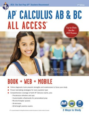AP Calculus AB & BC All Access plus online   -     By: Stu Schwartz