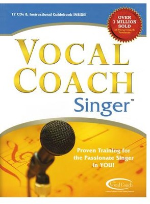 Vocal Coach Singer 12 CD Set with Workbook   -     By: Chris Beatty, Carole Beatty