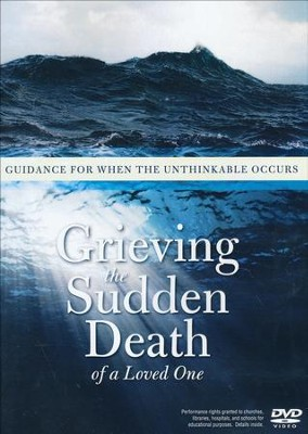 Grieving the Sudden Death of a Loved One DVD  -     By: Earl A. Grollman