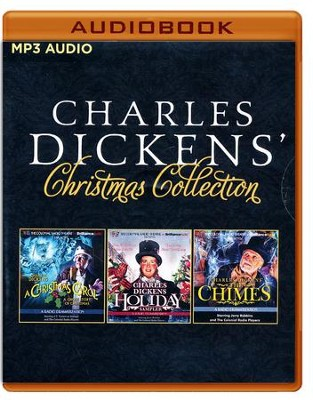 Charles Dickens' Christmas Collection                     -     Narrated By: J.T. Turner, The Colonial Radio Players     By: Charles Dickens, Jerry Robbins