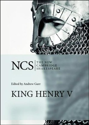 The New Cambridge Shakespeare: King Henry V, 2nd Edition  -     Edited By: Andrew Gurr     By: William Shakespeare