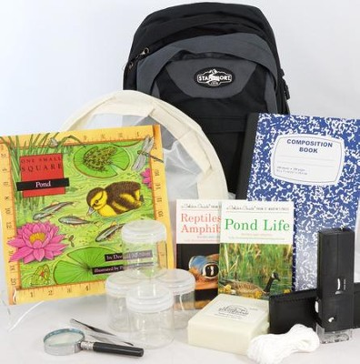 Pond Explorer Backpack Kit   -