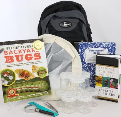 Insect Explorer Backpack Kit   -