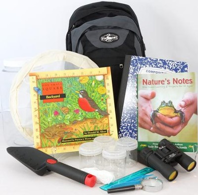 Backyard Explorer Backpack Kit   -