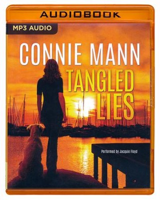 Tangled Lies - unabridged audio book on MP3-CD  -     By: Connie Mann