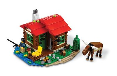 LEGO ® Creator Lakeside Lodge   -