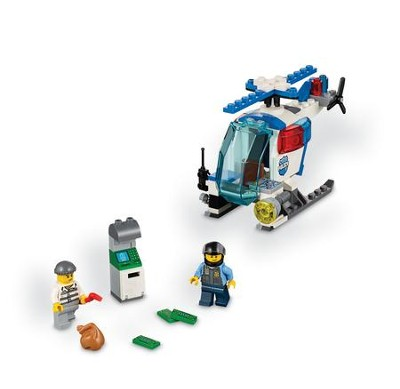 LEGO ® Juniors Police Helicopter   -