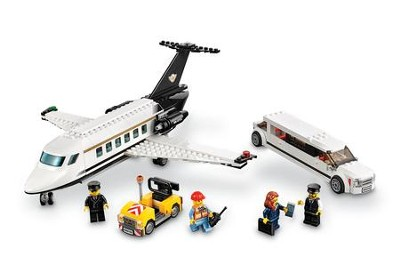 LEGO ® City Airport VIP Service   -