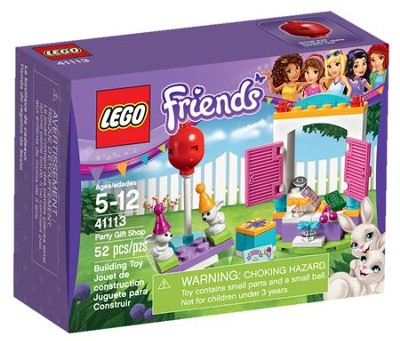 LEGO ® Friends Party Gift Shop   -