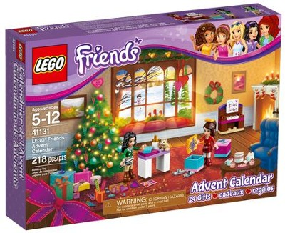 Lego Friends 2016 Advent Calendar Christianbookcom