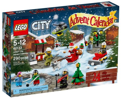 LEGO ® City 2016 Advent Calendar   -