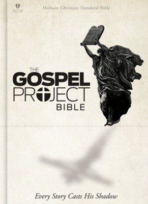 HCSB Gospel Project Bible, Hardcover   -