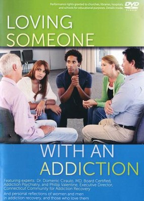 Loving Someone with an Addiction DVD  -