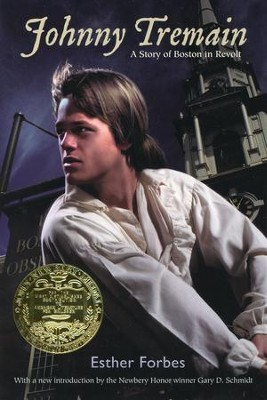 Johnny Tremain  -     By: Esther Hoskins Forbes