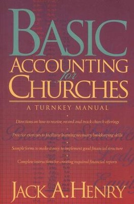 Basic Accounting for Churches   -     By: Jack A. Henry