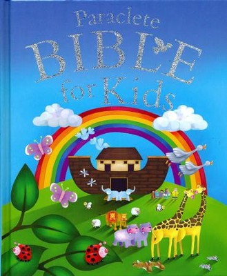 Paraclete Bible for Kids  -     By: Juliet David