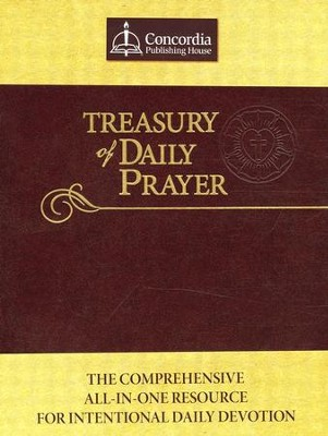 Treasury of Daily Prayer  -     Edited By: Scot A. Kinaman     By: Edited by Scot A. Kinnaman