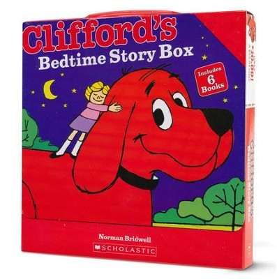 Clifford's Bedtime Story Box  -