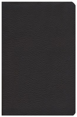 NKJV UltraThin Reference Bible, Brown Genuine Cowhide  -