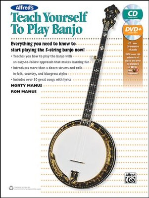 Teach Yourself Banjo / Book, CD & DVD  -     By: Dan Fox