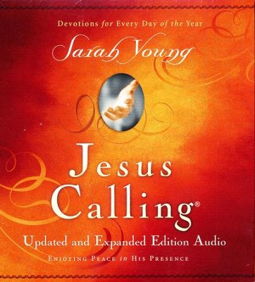 Jesus Calling Updated and Expanded Edition: - unabridged audio book on CD  -     Narrated By: Nan Gurley, Bill Russell     By: Sarah Young