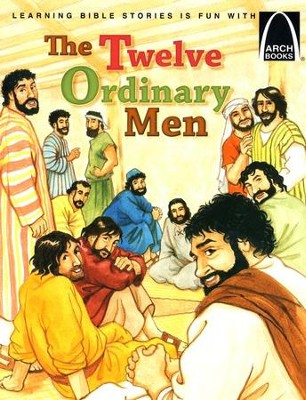 The Twelve Ordinary Men  -     By: Kelly Skipworth