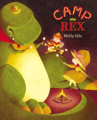 Camp Rex - eBook  -     By: Molly Idle     Illustrated By: Molly Idle