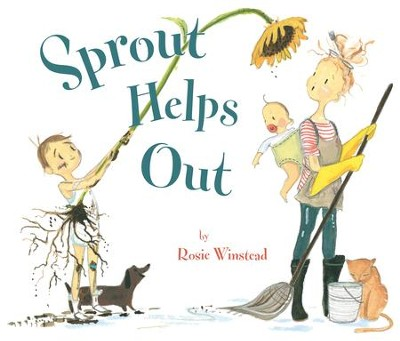 Sprout Helps Out - eBook  -     By: Rosie Winstead
