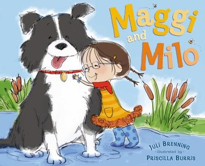 Maggi and Milo - eBook  -     By: Juli Brenning     Illustrated By: Priscilla Burris