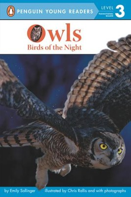 Owls: Birds of the Night - eBook  -     By: Emily Sollinger