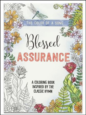 Blessed Coloring Books for Adults  -