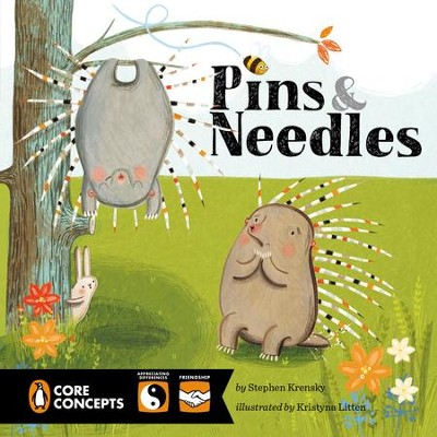 Pins and Needles - eBook  -     By: Stephen Krensky     Illustrated By: Kristyna Litten