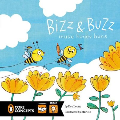 Bizz and Buzz Make Honey Buns - eBook  -     By: Dee Leone