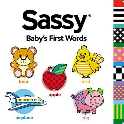 Baby's First Words - eBook  -     By: Unknown & Dave Aikins(Illustrator)     Illustrated By: Dave Aikins