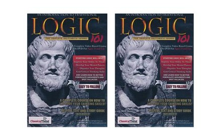 Logic 101: An Introduction to Logic Course DVDs   -     By: Scott M. Sullivan Ph.D.