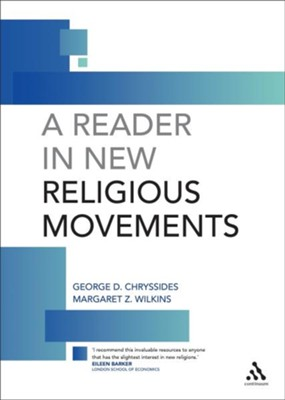Reader in New Religious Movements  -     By: George Chryssides