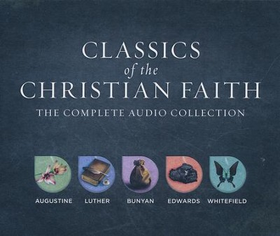 Classics of the Christian Faith Unabridged, CD  -     Narrated By: Max McLean     By: John Bunyan, George Whitefield, Jonathan Edwards, Saint Augustine