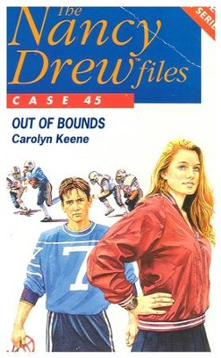Out of Bounds - eBook  -     By: Carolyn Keene
