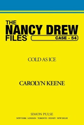 Cold As Ice - eBook  -     By: Carolyn Keene