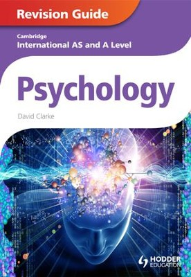 Cambridge International AS and A Level Psychology Revision Guide / Digital original - eBook  -