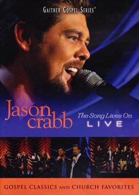Jason Crabb Live: The Song Lives On, DVD   -