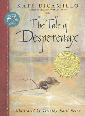 The Tale Of Despereaux, Hardcover   -     By: Kate DiCamillo