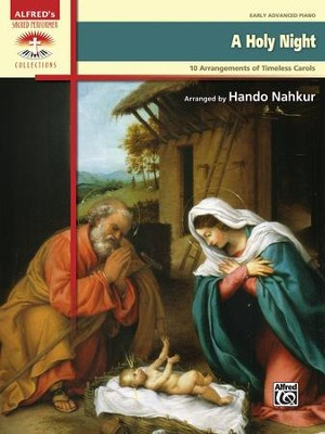 A Holy Night /Piano  -     By: Hando Nahkur