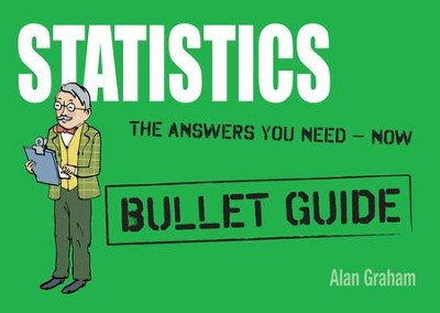 Statistics: Bullet Guides / Digital original - eBook  -