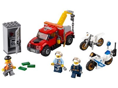 LEGO ® City Tow Truck Trouble   -