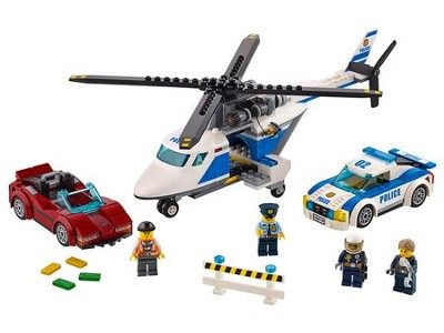 LEGO ® City High Speed Chase   -