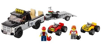 LEGO ® City ATV Race Team   -