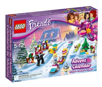 LEGO ® Friends Advent Calendar     -